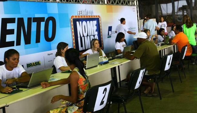 70 mil baianos já limparam o nome nas três edições do feirão - Foto: Margarida Neide | Ag. A TARDE
