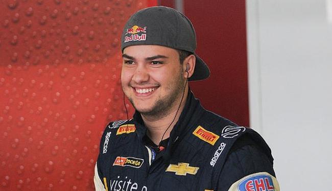 Felipe Fraga é o piloto mais jovem a vencer uma corrida na história da Stock Car - Foto: Duda Bairros l Stock Car