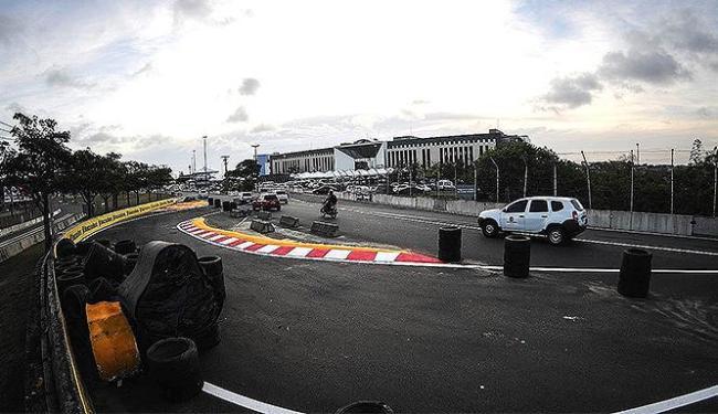 O circuito de rua do CAB está pronto para receber a principal categoria do automobilismo nacional - Foto: Duda Bairros | Vicar