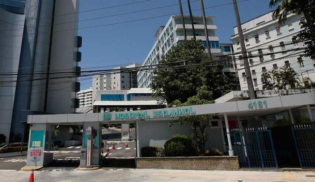 O hospital parou atividades em setembro deste ano - Foto: Mila Cordeiro | Ag. A TARDE
