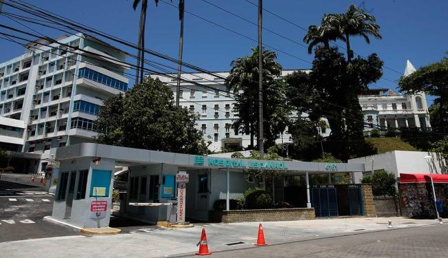 Hospital está fechado desde setembro - Foto: Mila Cordeiro   Ag. A TARDE