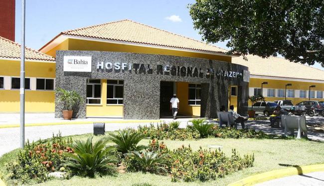 Hospital foi alvo de denúncia ao Ministério Público Estadual - Foto: Ivan Cruz   Ag. A TARDE   13.11.2009