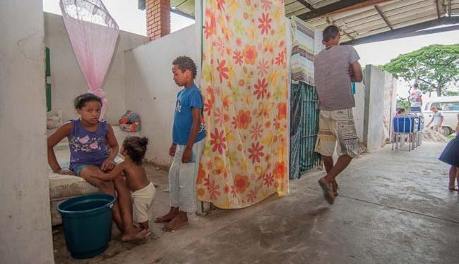 Cerca de 100 pessoas foram removidas de área de risco em Itabuna - Foto: Gabriel de Oliveira | Prefeitura de Itabuna
