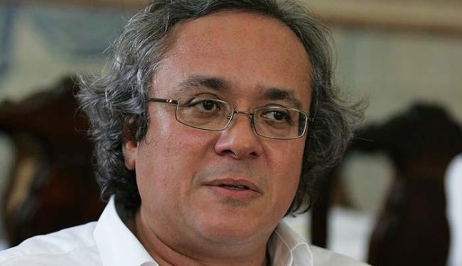 João Carlos Salles, de 52 anos, vai ocupar a cadeira 32, sucedendo Gérson Pereira dos Santos - Foto: Luciano da Matta | Ag. A TARDE