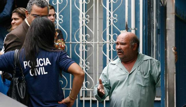 Francisco foi preso em um dos laboratórios clandestinos - Foto: Raul Spinassé | Ag. A TARDE