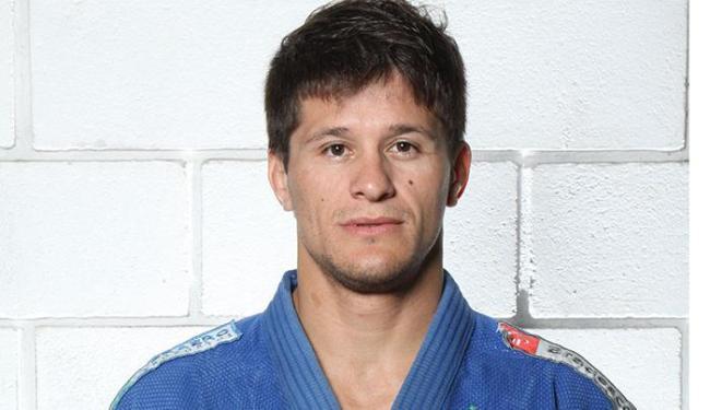 Leandro Cunha saiu da seleção porque despencou no ranking mundial em 2013 - Foto: Divulgação   CBJ