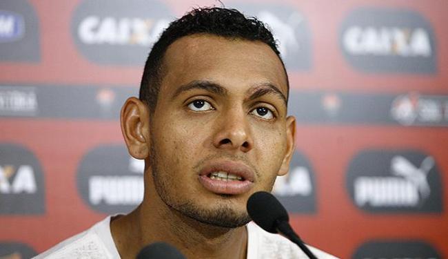 Mansur será reavaliado pelo departamento médico do clube - Foto: Joá Souza | Ag. A TARDE