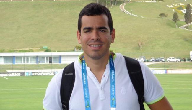Jornalista Marcelo Sant'Ana confirmou que vai se candidatar - Foto: Reprodução | Facebook