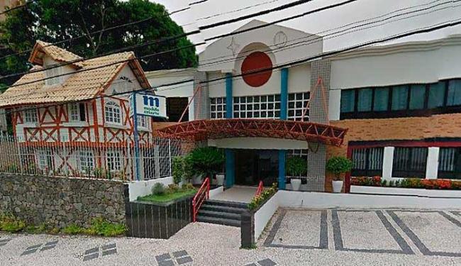 Ação aconteceu por volta das 11h30 - Foto: Reprodução | Google Street View