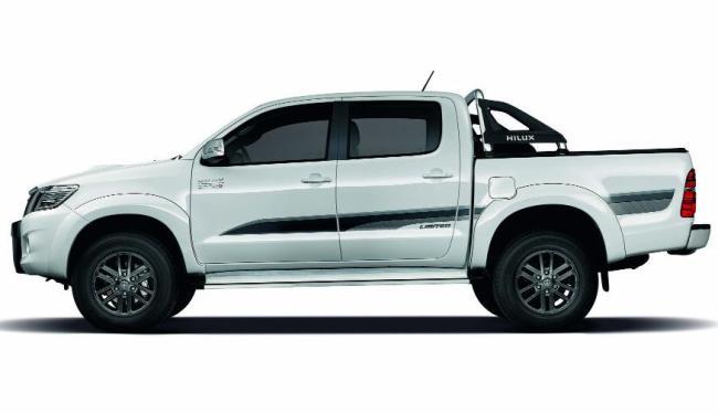 Fotos Para Toyota Hilux Sw4 2006 3 0 4x4 D4 D Completa ...