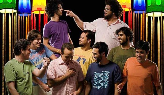 Grupo do DF se apresenta em Feira de Santana pela primeira vez - Foto: Vini Goulart / Divulgação