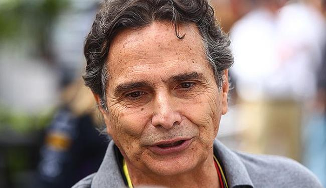 Nelson Piquet, tricampeão da Fórmula 1 - Foto: Vinícius Pereira l Folhapress