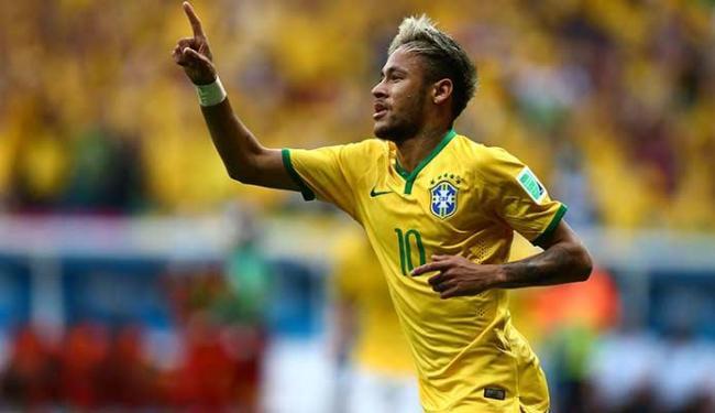 Neymar liderou lista da Forbes em ano de Copa do Mundo - Foto: Eduardo Martins   Ag. A TARDE