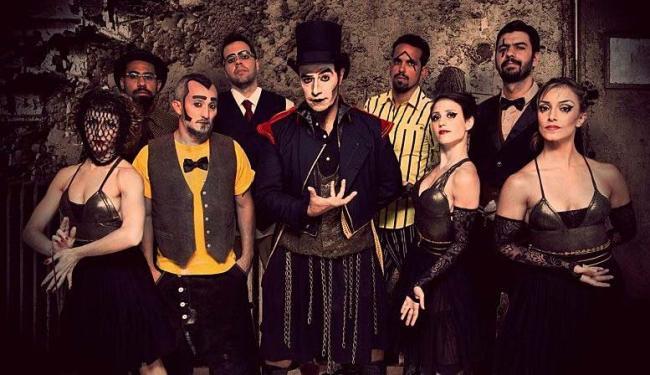 O Teatro Mágico se apresenta nesta quinta-feira, 6, às 19 horas, no Salvador Shopping - Foto: Divulgação