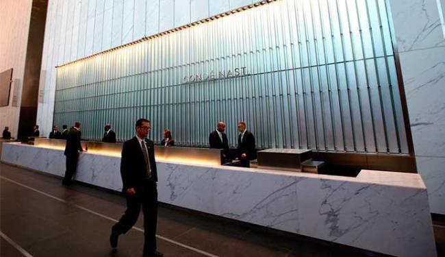 Prédio já tem escritórios e empresas em pleno funcionamento - Foto: /Mike Segar | Agência Reuters