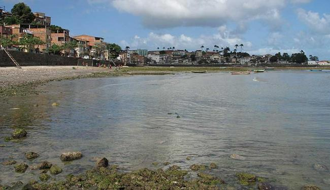 Praia da Pedra Furada foi uma das apontadas como impróprias para banho - Foto: Haroldo Abrantes | Ag. A TARDE