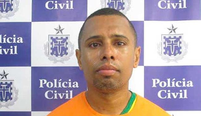 André era amante da vítima há seis meses e não aceitava o fim da relação extraconjugal - Foto: Divulgação   ASCOM Polícia Civil
