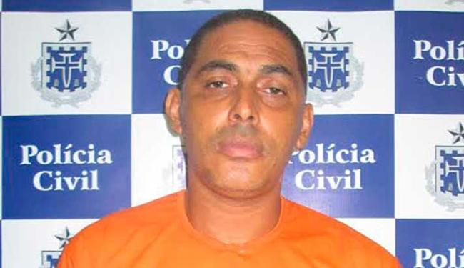 Segurança Jairo Cruz é apontado como autor dos disparos que mataram o ex-jogador Pelággio Filho - Foto: Divulgação   Ascom Polícia Civil