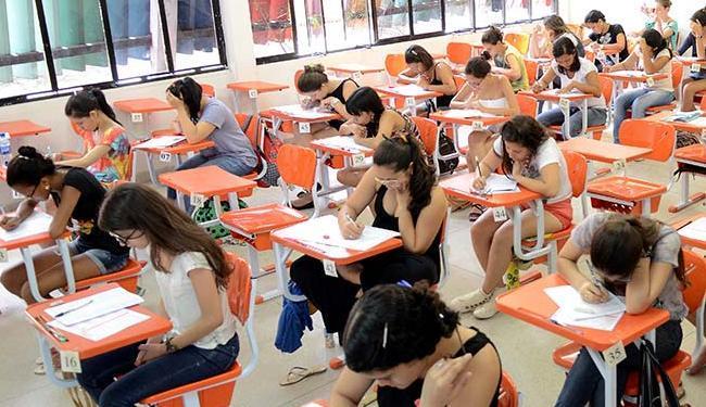 As provas do Enem serão aplicadas neste fim de semana (dias 8 e 9) em 1,7 mil cidades - Foto: Bernardo Bezerra   Ascom Uefs