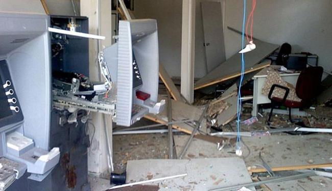 Delegado informou que os detidos podem ser responsáveis por roubos cometidos em agências do interior - Foto: Divulgação | Polícia Civil