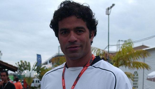 Raí vai avaliar criatividade das manobras dos atletas - Foto: Edmar Melo | 14/02/2005 | Ag. A TARDE