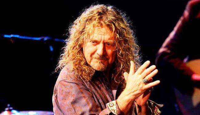 Robert Plant rejeitou mais de 800 mil para voltar com a banda - Foto: Divulgação