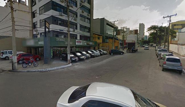 Crime aconteceu na Rua Paraná, próximo à Avenida Octávio Mangabeira - Foto: Google | Street View