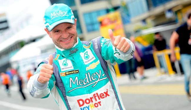 Líder da temporada,3º lugar foi suficiente para dar título para Barrichello - Foto: Divulgação | Fernanda Freixosa | Vicar