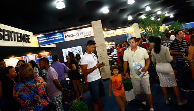 Neste domingo, 2, até o final da tarde, mais de 3,5 mil pessoas visitaram o salão - Foto: Fernando Vivas | Ag. A TARDE | 02.11.2014