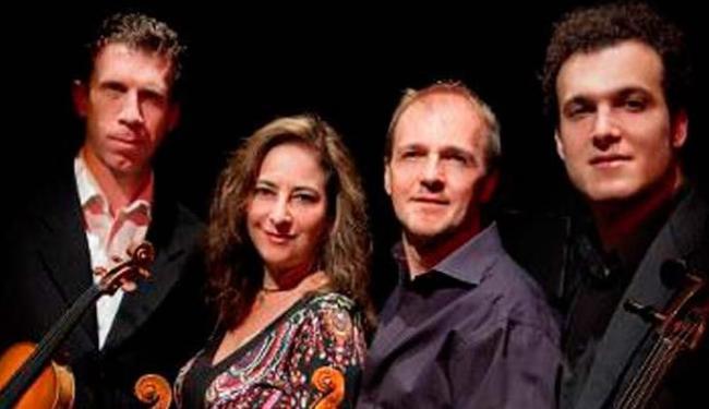 Mivos Quartet se apresenta dia 10, no Teatro do ICBA - Foto: Foto: Divulgação