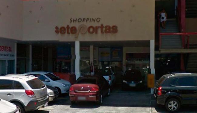 Os bandidos invadiram o shopping por volta das 4h50 - Foto: Reprodução/GoogleMaps