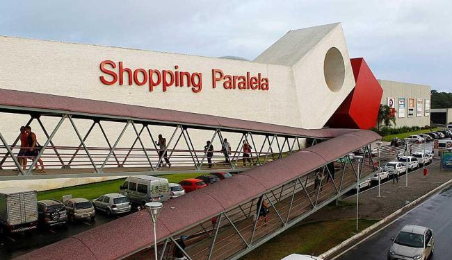Foram constatadas publicidades irregulares em 89 estabelecimentos do shopping - Foto: Eduardo Martins   Ag. A TARDE