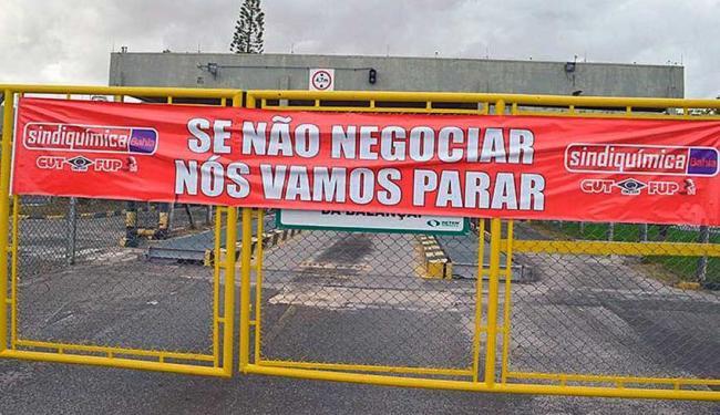 Sindicato paralisa empresas por até 4 horas - Foto: Divulgação | Sindiquímica