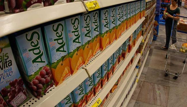 Novas regras tornarão mais claras a quantidade de suco de fruta - Foto: Lúcio Távora | Ag. A TARDE