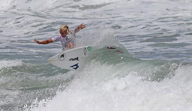 Tatiana superou atleta havaiana e levou o prêmio de R$ 7 mil - Foto: Fabriciano Jr.   Divulgação