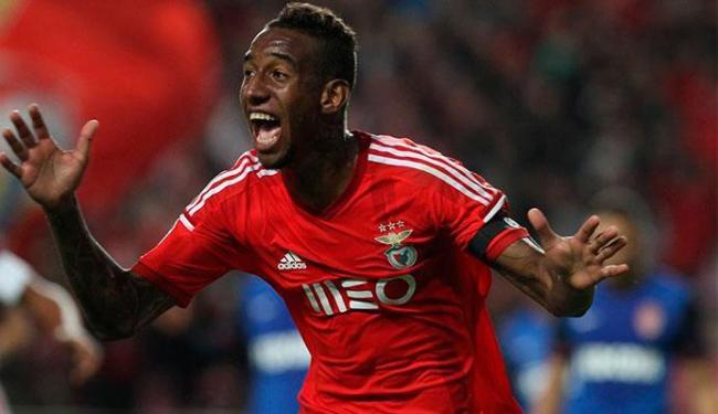 Ex-Bahia, o meia, atualmente, é destaque no Benfica, de Portugal - Foto: Reprodução | SL Benfica