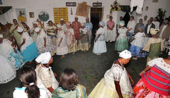 O terreiro de candomblé Raiz de Ayrá, de São Félix, no Recôncavo baiano, é um dos dez contemplados - Foto: Lázaro Menezes | Divulgação