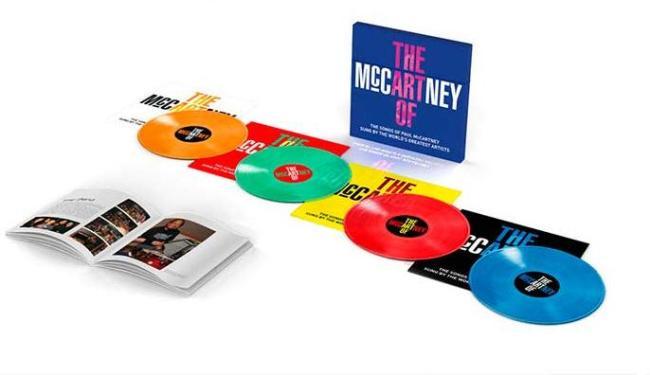 Álbum será lançado em diversas versões - Foto: Divulgação