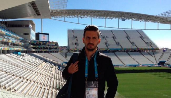 Jornalista estava no Brasil cobrindo a Copa - Foto: Reprodução