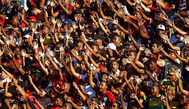 Expectativa da diretoria é bater o recorde de público no Manoel Barradas neste Brasileirão - Foto: Eduardo Martins | Ag. A TARDE