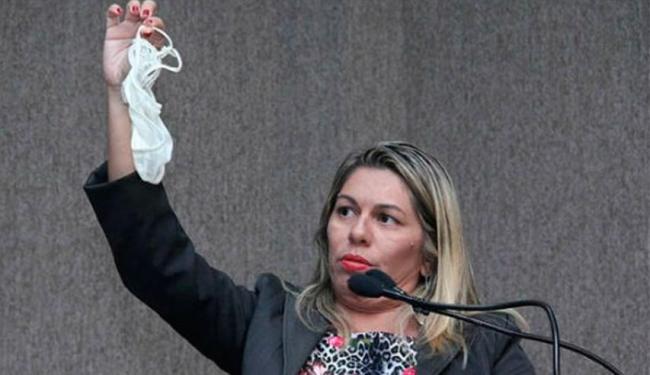 Parlamentar reclamou de declaração considerada machista de colega - Foto: Divulgação | Câmara de Vereadores