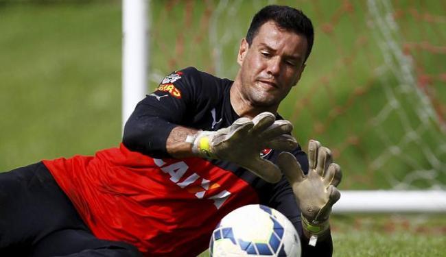 Wilson ainda vai passar por reavaliação para saber se terá condições de jogo - Foto: Eduardo Martins | Ag. A TARDE