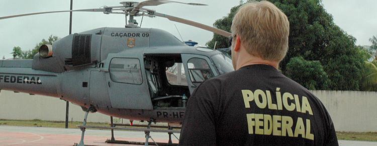 PF apura atividade ilícita em aeroporto no sudoeste da Bahia - Foto: Divulgação | Polícia Federal