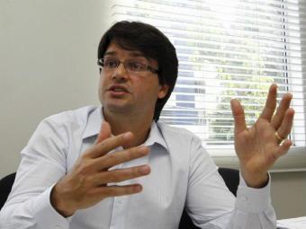 Entrevista com Guilherme Bellintani - Foto: Eduardo Martins | Ag. A TARDE