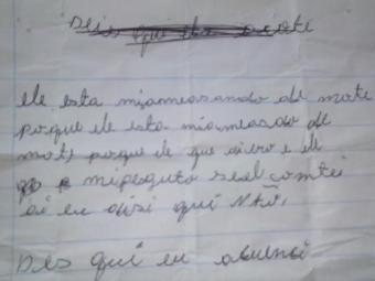 Tia notou o nervosismo da criança na presença do acusado - Foto: Ascom | Polícia Civil