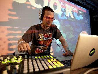 Festa seria animada pelos DJs Lúcio K (foto) e Camilo Fróes - Foto: Divulgação