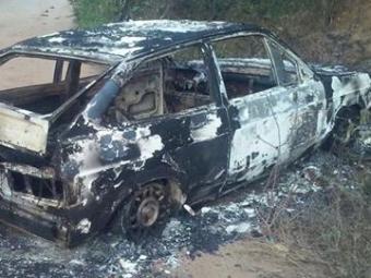 Pais de jovens desaparecidos são donos do carro, mas polícia não confirma identidade das vítimas - Foto: Reprodução | Site Chico Sabe Tudo