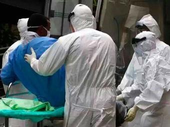 A doença já infectou mais de 17 mil pessoas, sendo que cerca de 6 mil morreram - Foto: Rodrigo Rodrigues   Estadão Conteúdo