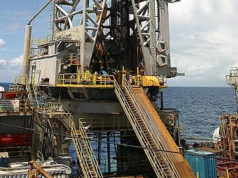 A perfuração, principalmente em alto mar, é um dos segmentos mais dinâmicos do setor de petróleo - Foto: Xando Pereira   Arquivo   Ag. A TARDE