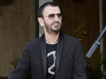 Ringo Starr deseja 'Paz e Amor' ao amigo - Foto: Agência Reuters